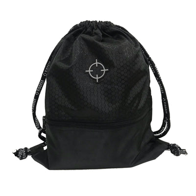 Rigorer Drawstring Bag Rigorer Black ONE SIZE
