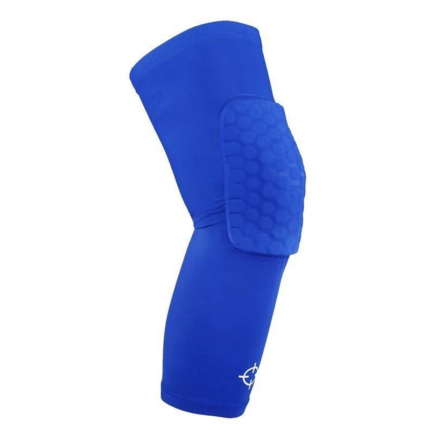 Rigorer Knee Pad Sleeve [KP002] Moderate Protection Rigorer Blue S