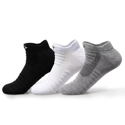 Rigorer Lightweight Cushioned Low Cut Sports Socks Rigorer