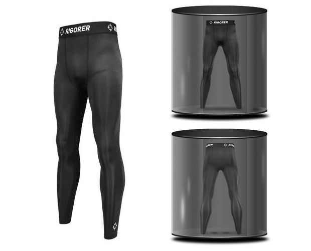 Rigorer Long Training Tights [LT402] Rigorer