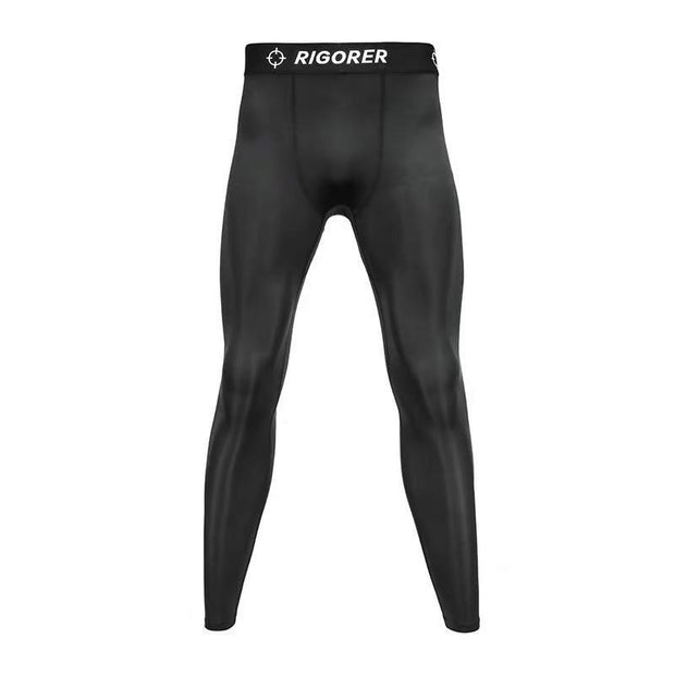 Rigorer Long Training Tights [LT402] Rigorer S Black