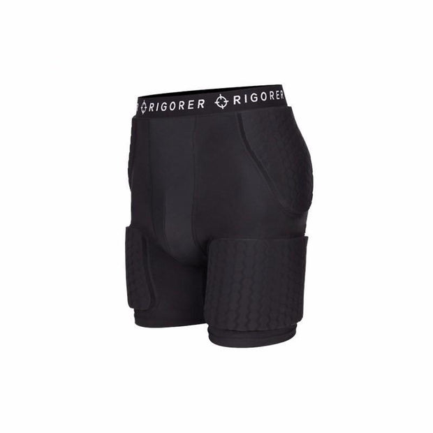 Rigorer Padded Compression Shorts Maximum Protection Rigorer