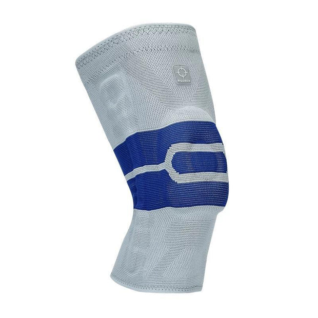 Rigorer Premium Knee Brace [KB201] Advanced Protection Rigorer Light Grey-Blue S