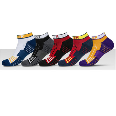 Rigorer Pro Performance Low Cut Basketball Socks Rigorer