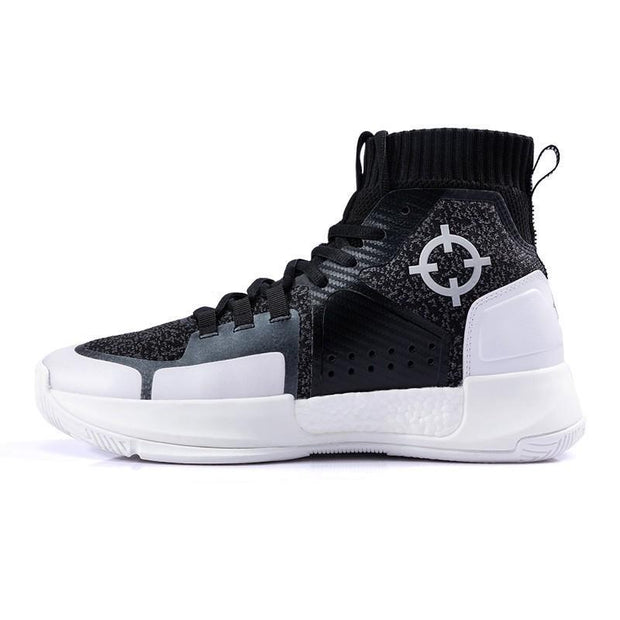 Rigorer Sniper 1.0 Basketball Shoes Rigorer Black/White 40