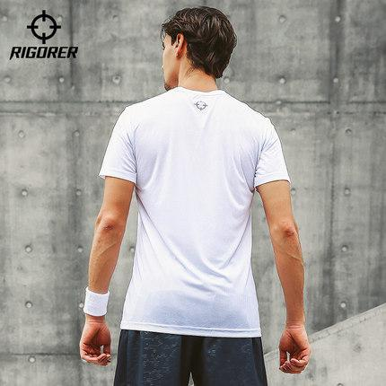 Rigorer Sports Short Sleeve T-Shirt Rigorer