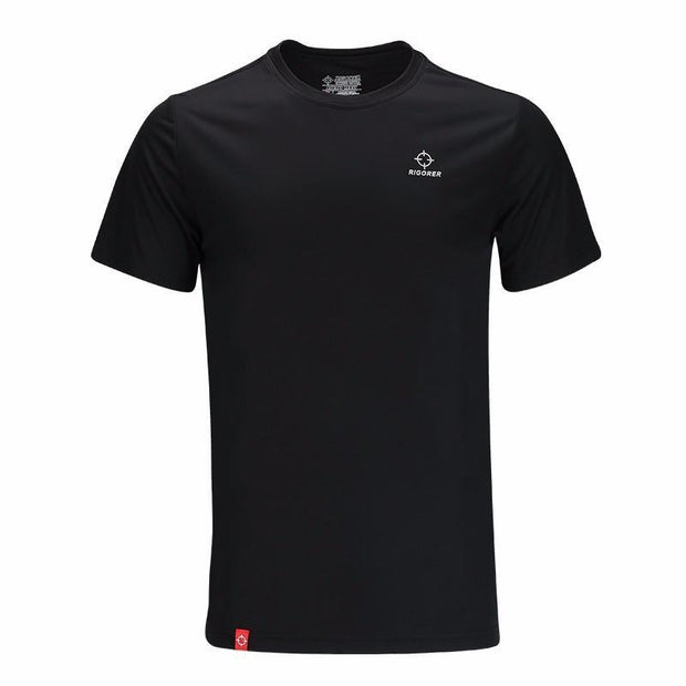Rigorer Sports Short Sleeve T-Shirt Rigorer Black XS