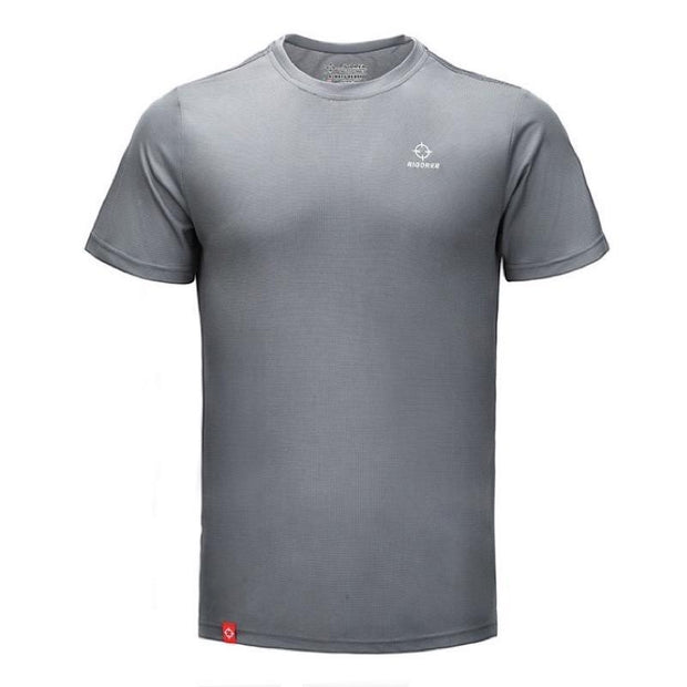 Rigorer Sports Short Sleeve T-Shirt Rigorer Grey XS