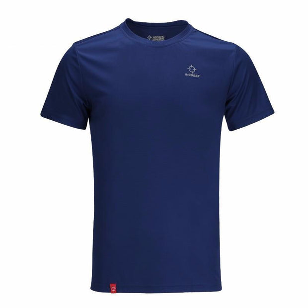 Rigorer Sports Short Sleeve T-Shirt Rigorer Navy XS