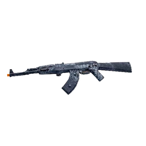 AK47 Venom Gel Blaster Assault Rifle - Black Camo
