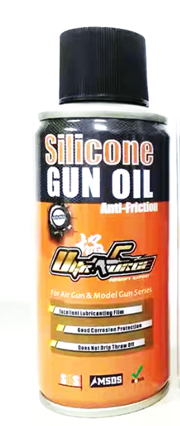 Ultra Force Gun Oil