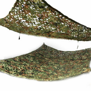 Camouflage Army Green Netting
