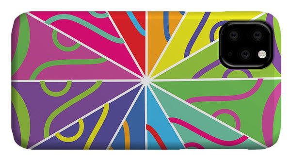 A Rainbow Artwork - Phone Case - Designs by ndiso