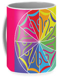 A Rainbow Artwork - Mug - Designs by ndiso