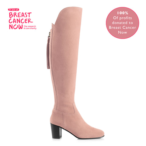 The Breast Cancer Now Pink Amira