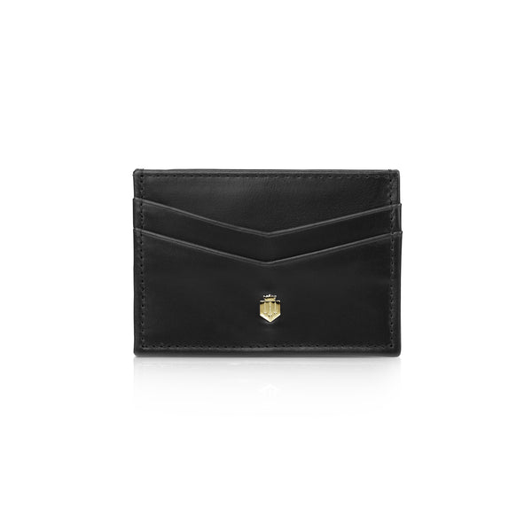 The Grenville - Black Leather - Up to £150.00 - Fairfax & Favor