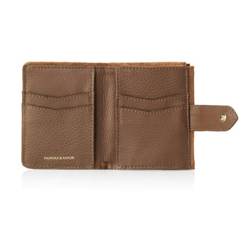 The Canterbury Purse - Tan