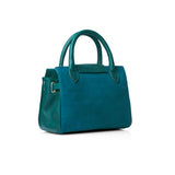 The Mini Windsor Handbag - Teal