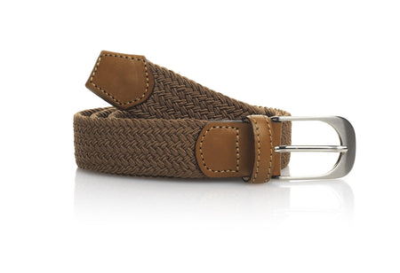 The Holkham Belt - Tan - Womens Sale - Fairfax & Favor