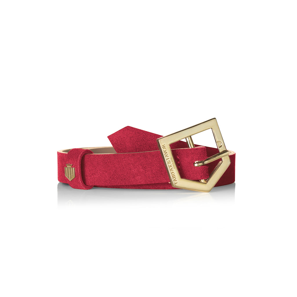 The Sennowe Belt - Raspberry