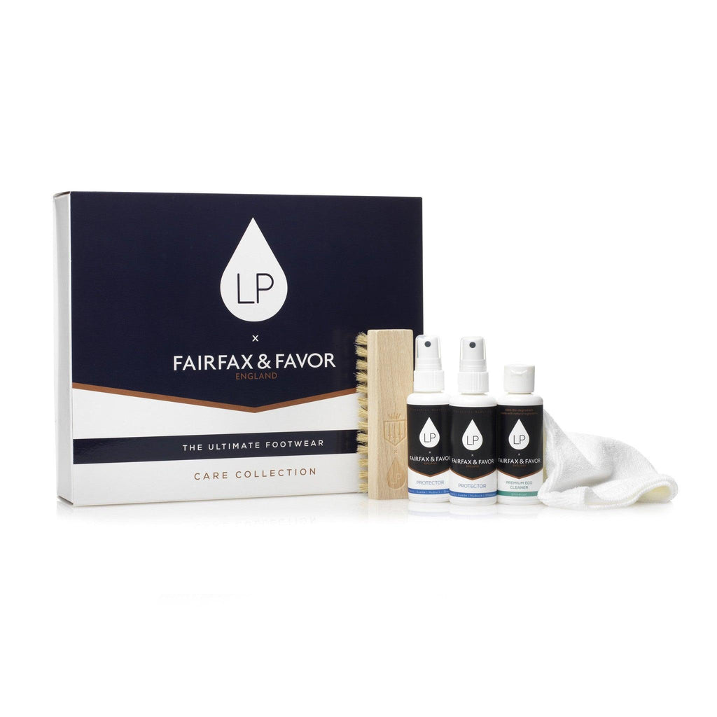Fairfax and Favor - Ultimate Footwear Care Collection