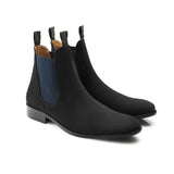 The Chelsea (Black)-Chelsea Boot-FAIRFAX & FAVOR-FAIRFAX AND FAVOR