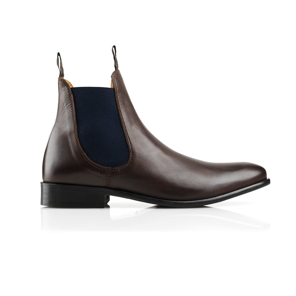 The Chelsea Full Grain Leather (Brown) - Mens Gifts Over £200 - Fairfax & Favor