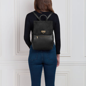 The Loxley Backpack - Black