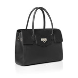 The Loxley Shoulder Bag - Black