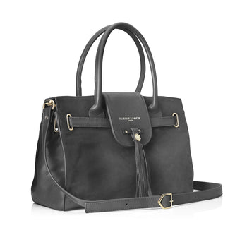 The Windsor Handbag Grey
