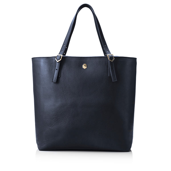 The Hurlingham Tote - Navy - Black Friday Ladies - Fairfax & Favor