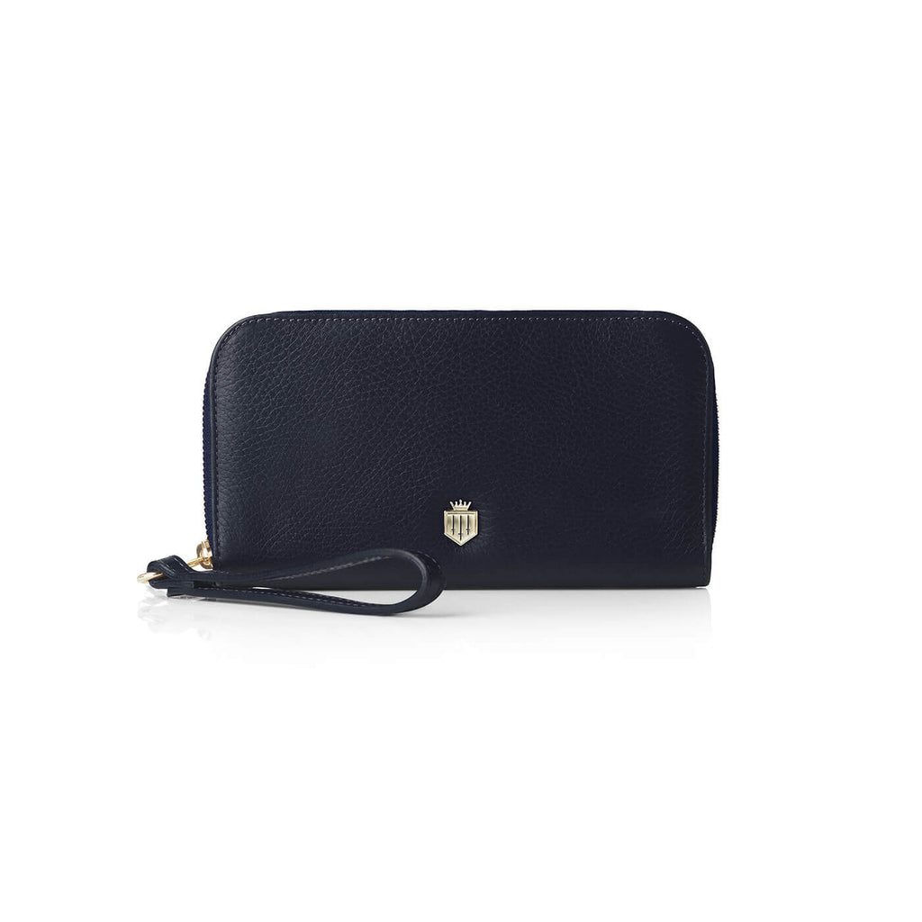 The Winchester Travel Wallet - Navy