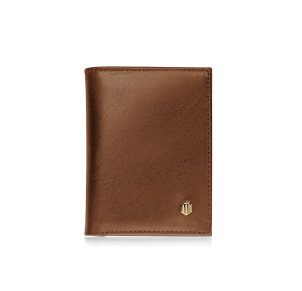 The Walpole - Tan Leather - Mens: A Day at the Races - Fairfax & Favor