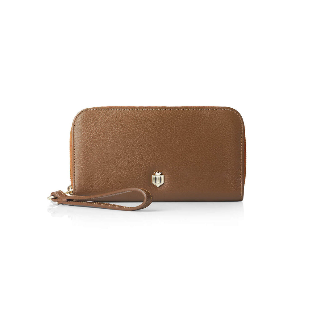 The Winchester Travel Wallet - Tan