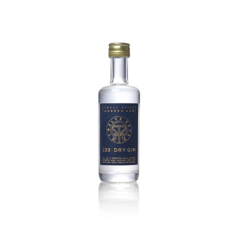 Twelve Keys Gin Martini Gift Set (50ml)