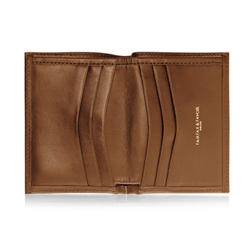 The Walpole - Tan Leather