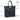 The Loxley Tote Bag - Navy Leather