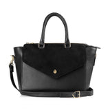 The Dorchester Handbag - Black