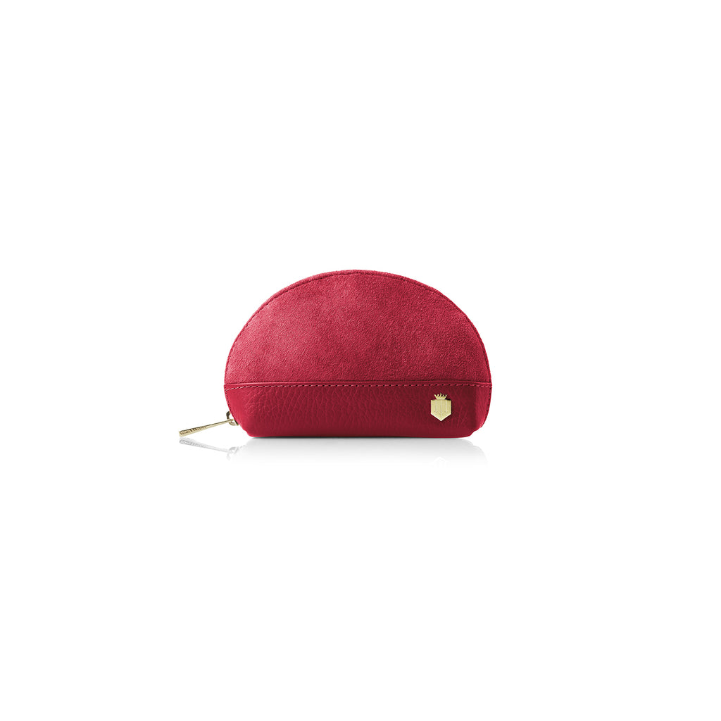 The Chatham II Coin Purse - Raspberry