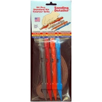 Coarse Sanding Stick Set