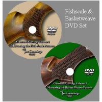 Fishscale & Basketweave DVD Combo Set