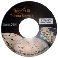 The Art of Tamera Seevers - Webinar DVD