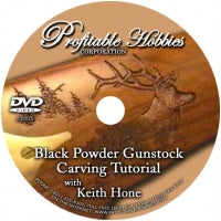 DVD- Black Powder DVD Tutorial