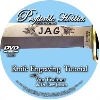 DVD- Knife Engraving Tutorial
