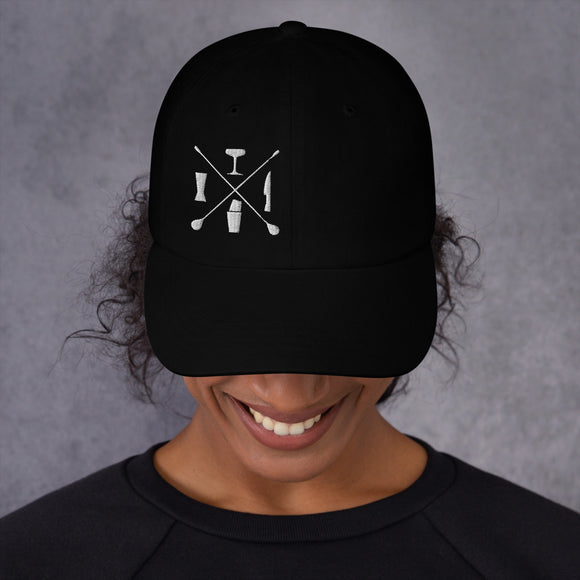 Tools of the Trade Logo Cross Dad hat