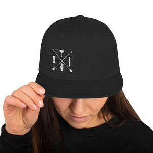 Tools of the Trade Cross Logo Snapback Hat