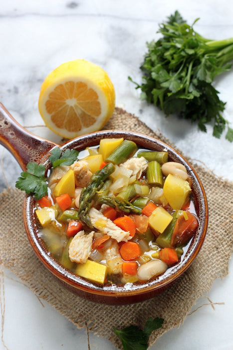 House-made Chicken Vegetable Soup