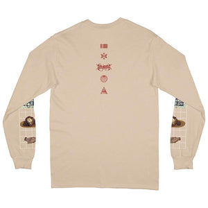 Thorns Sand Long Sleeve