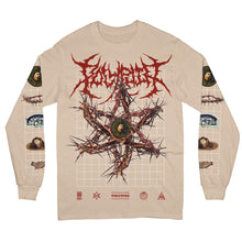 Load image into Gallery viewer, Thorns Sand Long Sleeve