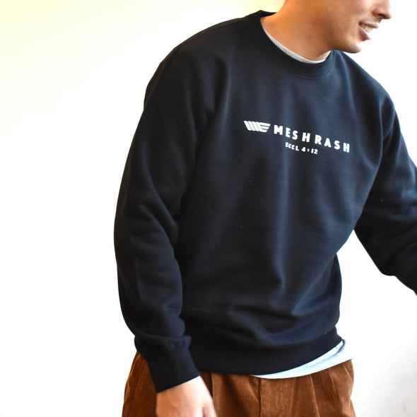 Logo Sweat - Black